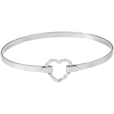 BELOVED BANGLE BY REMBRANDT CHARMS 7in