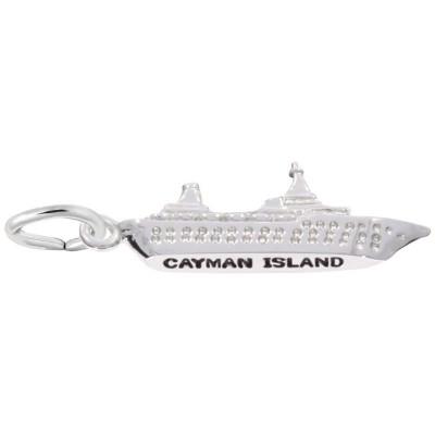 CAYMAN ISLAND CRUISE SHIP 3D
