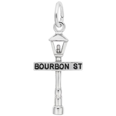 BOURBON ST LAMP POST