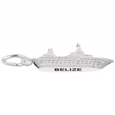 BELIZE CRUISE SHIP 3D