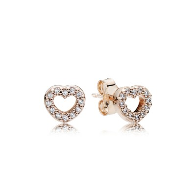 Pandora Earring  Style# 280528CZ