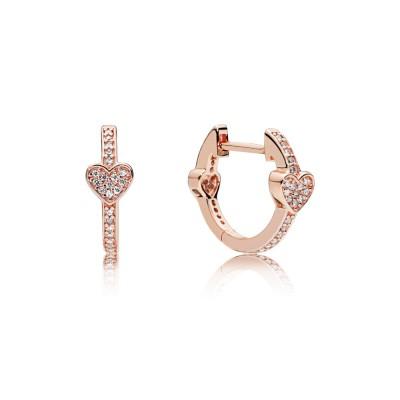 Pandora Earring  Style# 287290CZ