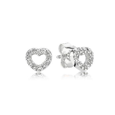 Pandora Earring  Style# 290528CZ