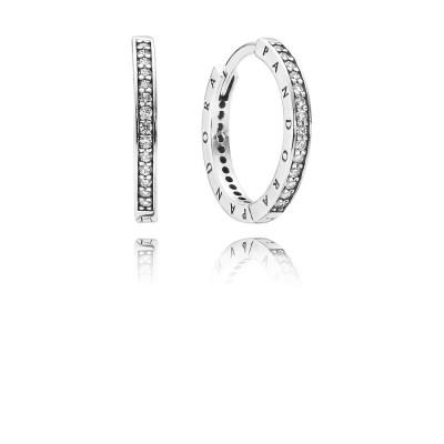 Pandora Earring  Style# 290558CZ