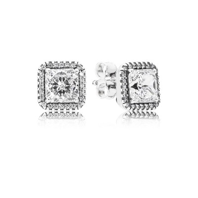 Pandora Earring  Style# 290591CZ