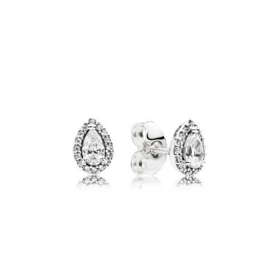 Pandora Earring  Style# 296252CZ