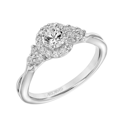 Artcarved Dara Engagement Ring
