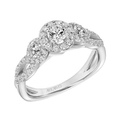Artcarved Camryn Engagement Ring