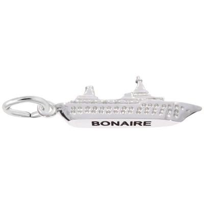 BONAIRE CRUISE SHIP 3D