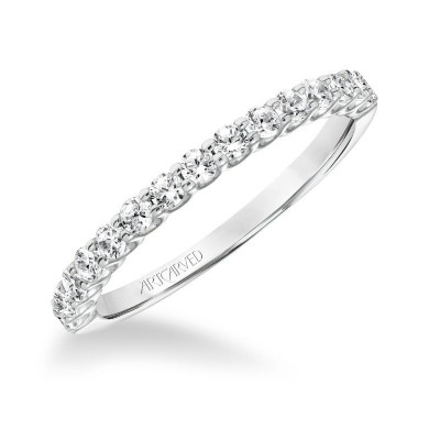Artcarved 1/2ct Prong Set Anniversary Ring