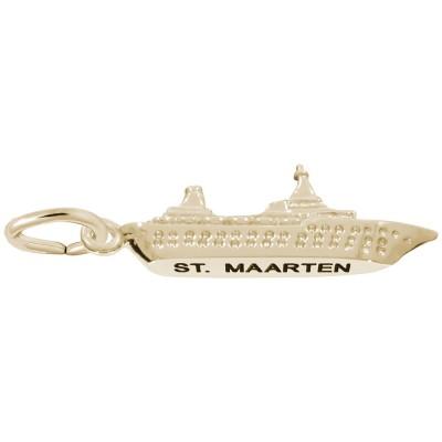ST. MAARTEN CRUISE SHIP
