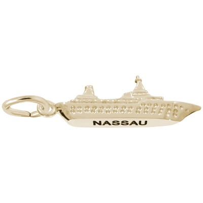 NASSAU CRUISE SHIP 3D
