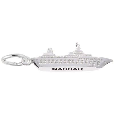NASSAU CRUISE SHIP 3D