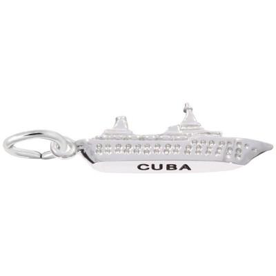CUBA CRUISE SHIP 3D