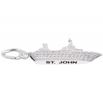 ST. JOHN CRUISE SHIP