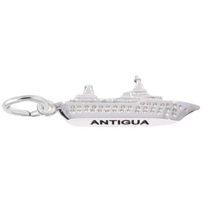ANTIGUA CRUISE SHIP 3D