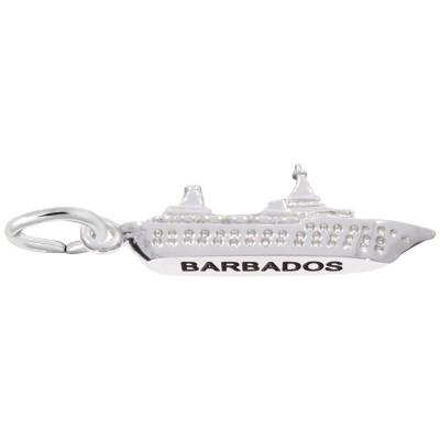 BARBADOS CRUISE SHIP 3D