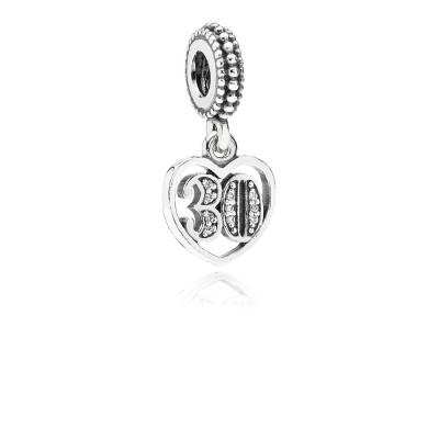 Pandora Charm  Style# 791287CZ