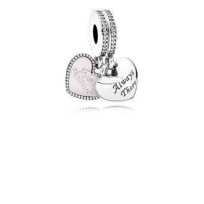 Pandora Charm  Style# 791950CZ