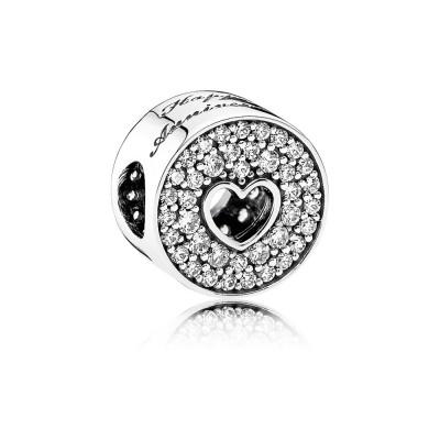 Pandora Charm  Style# 791977CZ