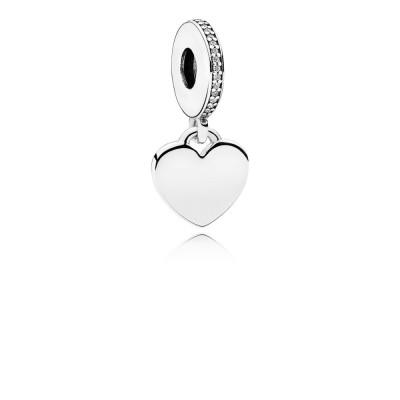 Pandora Charm  Style# 792017CZ