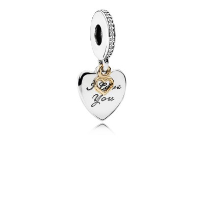 Pandora Charm  Style# 792042CZ