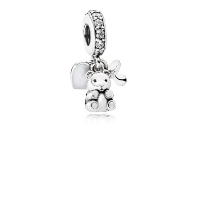 Pandora Charm  Style# 792100CZ