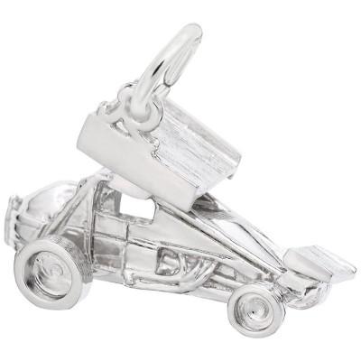 SPRINT CAR W/ WINGS