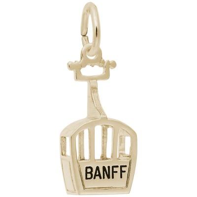 BANFF SKIING GONDOLA