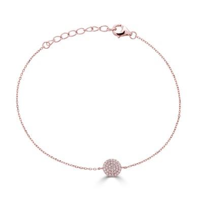 Sachs Signature Circle Bracelet