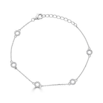 Sachs Signature 5 Circle Bracelet