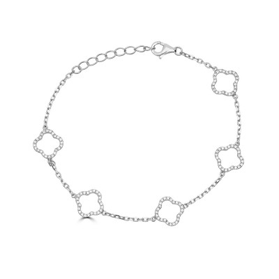Sachs Signature 5 Clover Bracelet