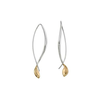 Be-Leaf Drop Earrings