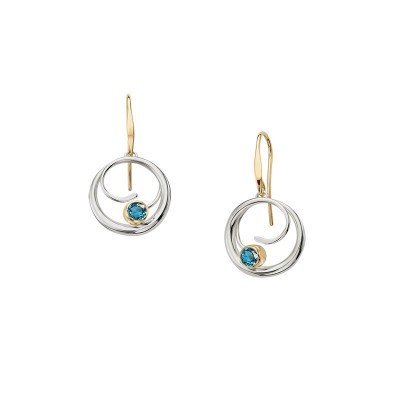 Bindu Dangle Earrings