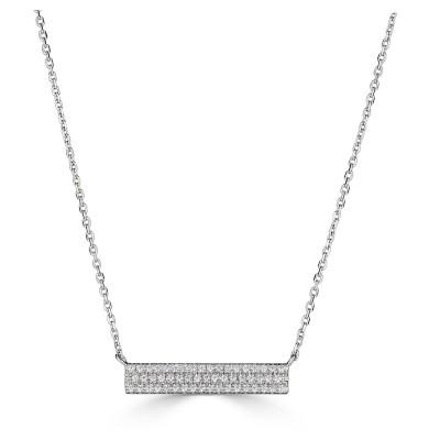Sachs Signature Rectangles Necklace