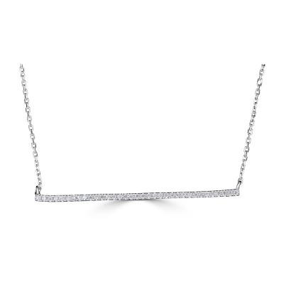 Sachs Signature Horizontal Bar Necklace