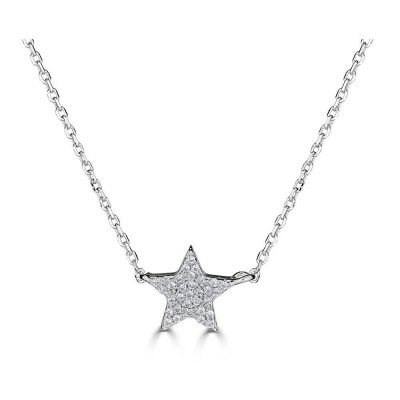 Sachs Signature Star Necklace