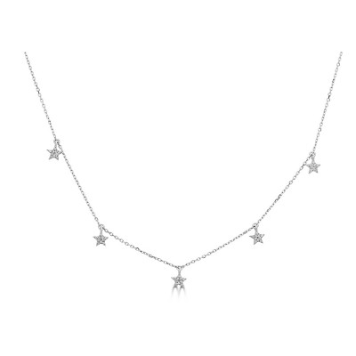 Sachs Signature 5 Star Necklace