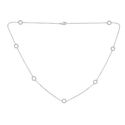 Sachs Signature 7 Circle Necklace