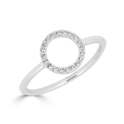 Sachs Signature Open Circle Ring