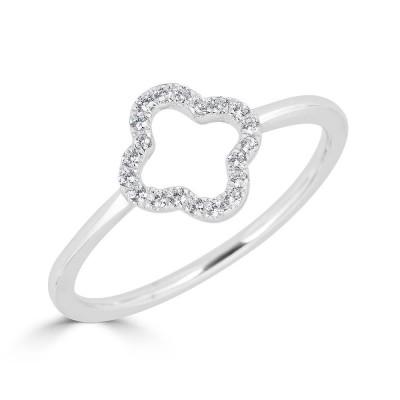 Sachs Signature Clover Ring