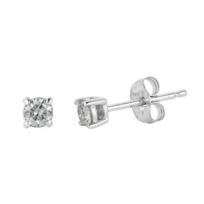 Sachs Signature Stud .25ctw Stud Earrings