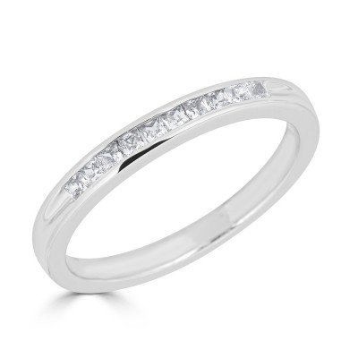 Sachs Signature Stackable Channel Ring