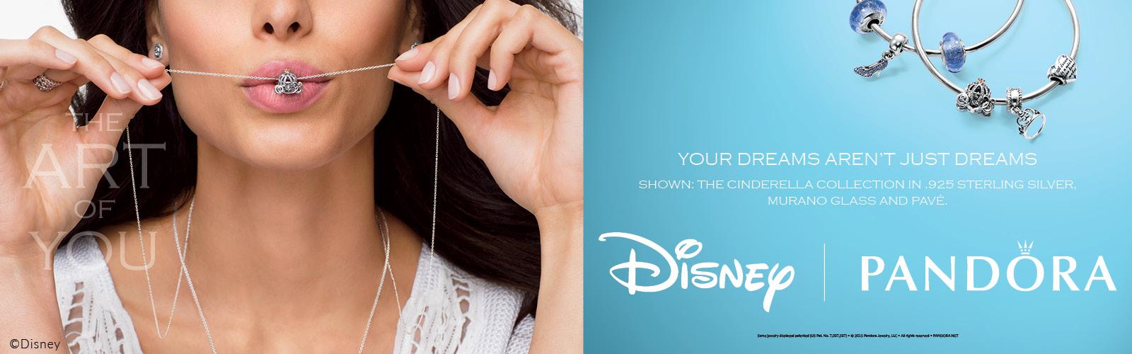 Pandora Disney Charms Spring 2015