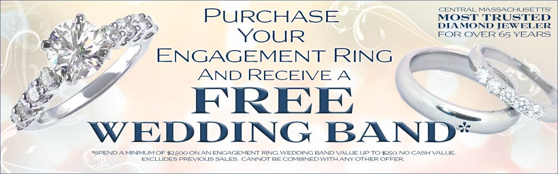 Free Wedding Band