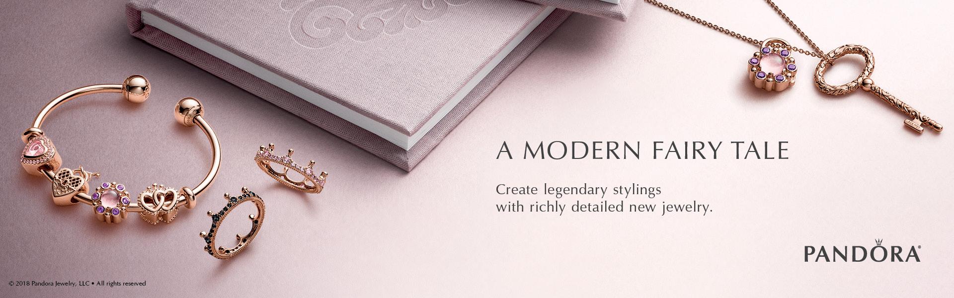 Pandora A Modern Fairy Tale