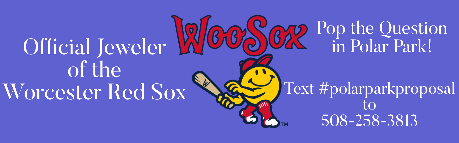 Offical Jeweler of the WooSox