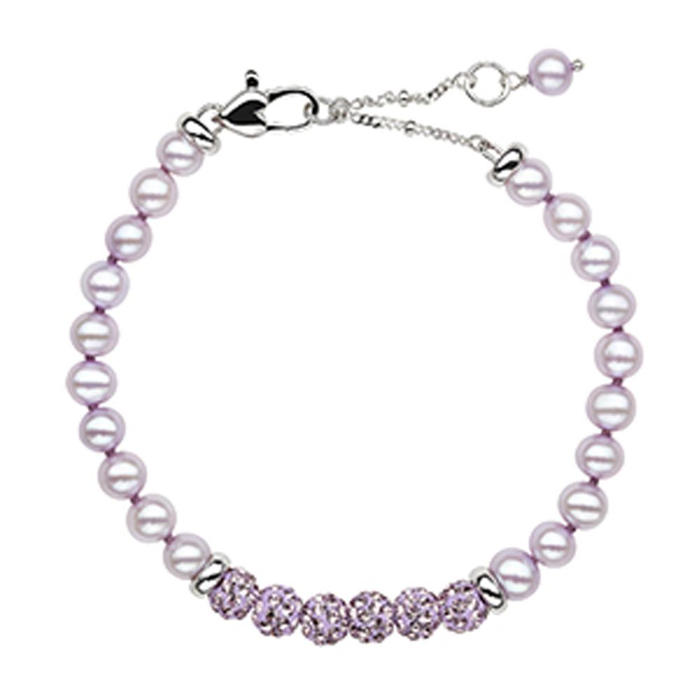 Lgu Sterling Silver Stingray on 4 Millimeter Charm Bracelet